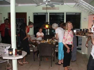 Women's dinner 006