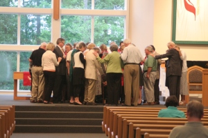Ordination Service 024