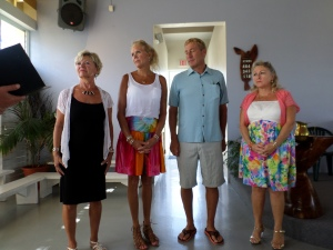 St Croix Reformed Church welcomes new members