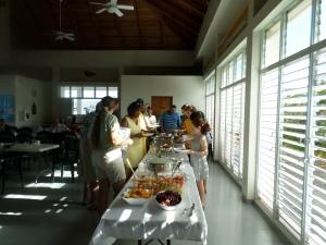 Wonderful Easter morning breakfast and fellowship