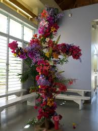 blooming of the cross